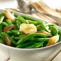 French Green Beans with Butter and Herbs | Foodies :) Side Dishes ...