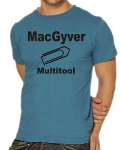 Touchlines T-Shirt MacGyver Multitool Cult blue steelblue Size:S No description (Barcode EAN = 4250326786713). http://www.comparestoreprices.co.uk/december-2016-5/touchlines-t-shirt-macgyver-multitool-cult-blue-steelblue-sizes.asp