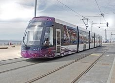 New Blackpool Trams by 70023venus2009, via Flickr