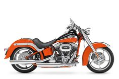 harley davidson motorcycles | 2010 Harley-Davidson CVO Softail Convertible FLSTSE Motorcycle ...