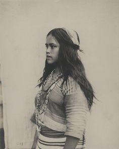 Bontoc Woman, Phillipines, c. 1903  Charles Martin (1871–1953)  Gelatin silver print  9 ½ x 7 ½ in.