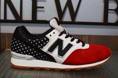 Stars / New Balance sneakers