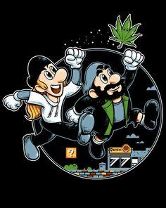Super weed bros