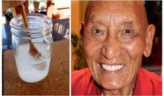 Strong White Teeth Until Old Age: Natural Recipe Of Tibetan Monks