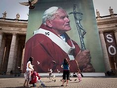 Pope John Paul II Beatification : People.com