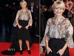 Emma Thompson In Maria Grachvogel – 'Saving Mr Banks' London Film Festival Closing Night Gala Premiere