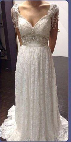 Wedding Dresses,Anna Campbell Backless Wedding Dresses,Boho Lace#prom #promdress #dress #eveningdress #evening #fashion #love #shopping #art #dress #women #mermaid #SEXY #SexyGirl #PromDresses
