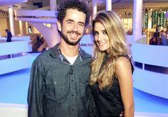 Felipe Andreoli e Rafa Brites (Foto: Felipe Carvalho/Glamour)