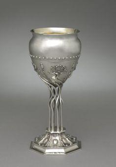 Art Nouveau Vase, c. 1900