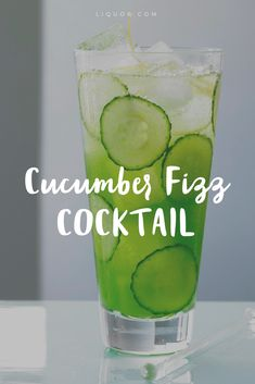 Refreshing and crisp what more could you want in a #cocktail