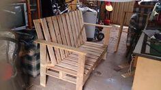 pallet bench...love it!