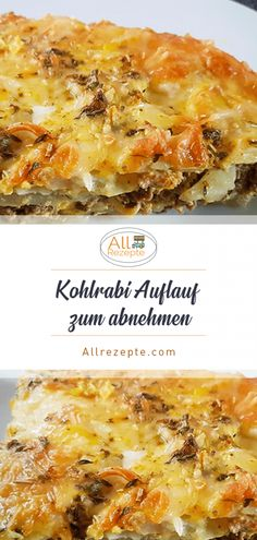 Kohlrabi casserole for slimming - all recipes # slimming diet # casserole # di . - Kohlrabi casserole for slimming – all recipes # slimming Diet # casserole # di …, - Healthy Chicken Recipes, Healthy Dinner Recipes, Diet Recipes, Healthy Snacks, Breakfast Recipes, Vegetarian Recipes, Chou Rave, Clean Eating Diet, Healthy Meal Prep