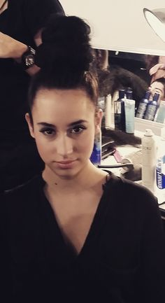 Get the Look: Malan Breton Backstage Beauty at NYFW SS 2015 | Eau Talk - The Official FragranceNet.com Blog