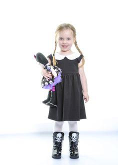 wednesday addams dress - Halloween Costumes Wednesday Addams