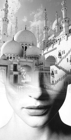 ARABE by Antonio Mora (Mylovt) ● I love Antonio's work, it's so fanciful.