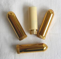 Image detail for -Vintage Revlon Lipstick Tubes Holders 1 Plastic by patternmania