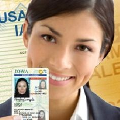 Iowa to Issue Digital Driver's Licenses: Once the app launches in 2015, residents can still use the traditional plastic ID card.