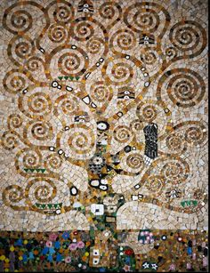 Mosaic by Ng mosaïque Tree Of Life, City Photo, Mosaic, Home Decor, Decoration Home, Room Decor, Mosaics, Home Interior Design, Home Decoration