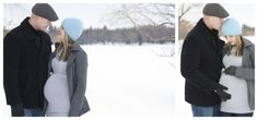 Winter Maternity Session Captured by Kay Photography - Weyburn, SK My Childhood Friend, First Baby, Maternity Session, Pregnancy Photos, Couple Photos, Winter, Photography, Couple Shots, Winter Time