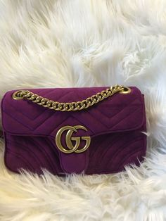12f96e5964a1 Gucci Marmont Mini Velvet Bag Fuschia #fashion #clothing #shoes  #accessories #womensbagshandbags