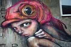 herakut street art - Google Search