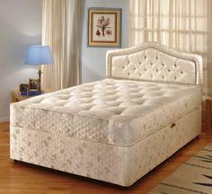 Kozee Sleep Pocket Master 5ft Kingsize Divan Bed