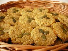 Ovesné sušenky bez pšenice