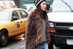 SAY CHEESE! NY Fashion Week, III | Collage Vintage