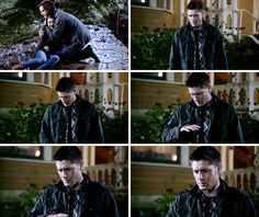 [gifset] 10x11 There's No Place Like Home SPN