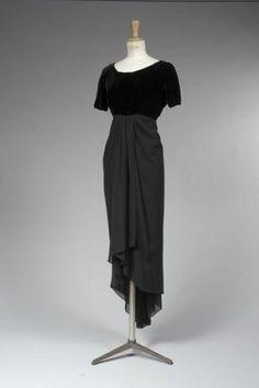 CHANEL par Karl LAGERFELD, haute couture, n°69171, Automne - Hiver 1990.
