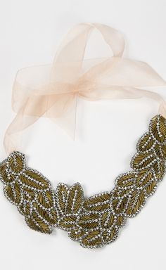 Vera Wang Gold And Silver Necklace