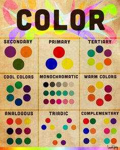 Don't be lame, know your color theory