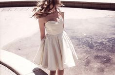 One Colored Dress