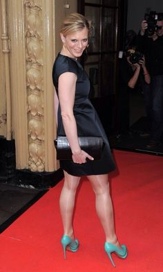 Pantyhose Outfits, Pantyhose Heels, Emilia Fox, Beautiful Female Celebrities, Sexy Legs And Heels, Sexy Shorts, Girl Crushes, Girl Pictures, Mini Skirts