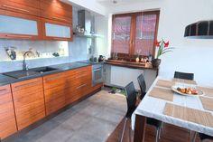 European modern simplistic kitchen design