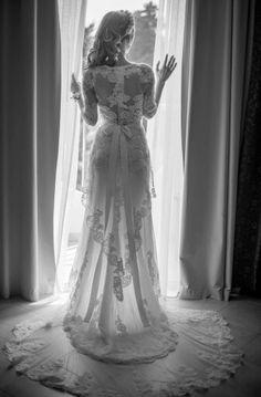 Yaela wedding dress by Pronovias