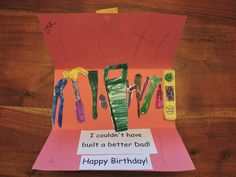 We love making homemade cards at our house…we make them for nearly every occasion. Not only are they cheaper than store-bought ones, but they're more sentimental..and lots of fun to mak…