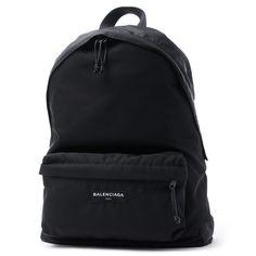 バレンシアガスーパーコピー BALENCIAGA バックパック ブラック メンズ リュック バッグ アクティブ アウトドア 街バッグ おしゃれ 黒 ロゴ 459744 9d025 1000 EXPLORER BACKPACK