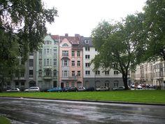 Blücherplatz - Aken