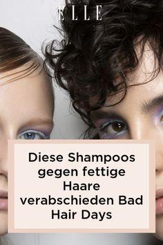 Dass Haare schnell fetten, kann zahlreiche Ursachen haben. Die Lösung ist ein Shampoo gegen fettige Haare – das sind die besten Produkte ➤ #beauty #haut #hautpflege #skincare #haare #haarpflege