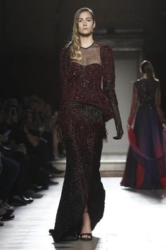 Julien Fourni Couture Collection Fall Winter 2016 in Paris