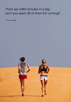 Running motivation quote - food for thought for those that say they can fit running into their day... http://www.mithrapublishing.com