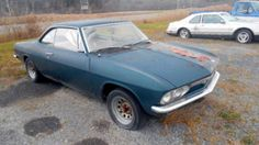 1965 Corvair For $2,000! - http://barnfinds.com/1965-corvair-for-2000/