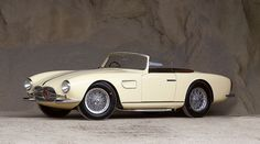 Maserati 150 GT Spider | ClassicCarWeekly.net