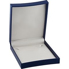 Blue Celestial Necklace Box...(61-0745:100000:T).! Price: $59.99 #pendantbox #jewelerybox #jewelery