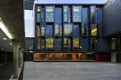 Galería - Ampliación Facultad de Arquitectura, Arte y Diseño UDP / Ricardo Abuauad - 2