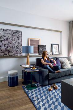 4 soluções inteligentes para decorar apartamentos pequenos