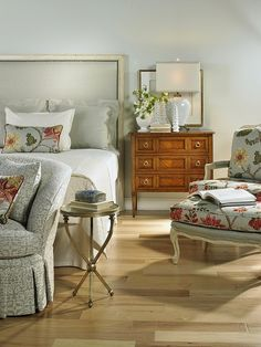 Luxury Furniture & Design: Pearson Furniture.  Graceful Getaway.