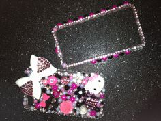Hello kitty case. Starting at $40 and up.