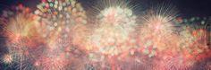 Fireworks Twitter Header Cover - TwitrHeaders.com